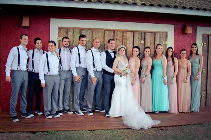Casamento Ana Paula e Mariano - Meibe Martins | Espaço Viela da Praia