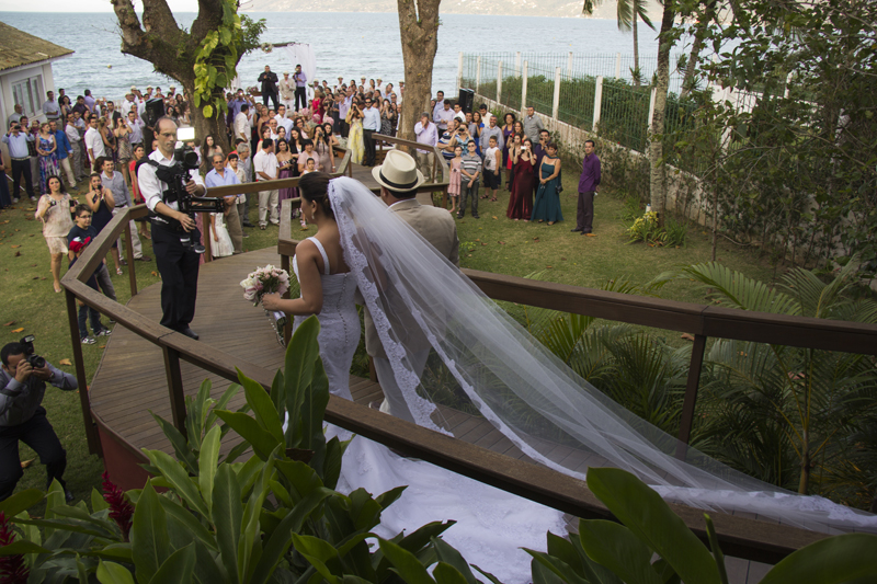 Casamento Bárbara e Rogério - Luciano Vieira | Espaço Viela da Praia