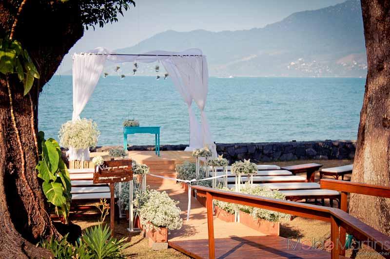 Casamento Poliana e Arthur - Meibe Martins | Espaço Viela da Praia